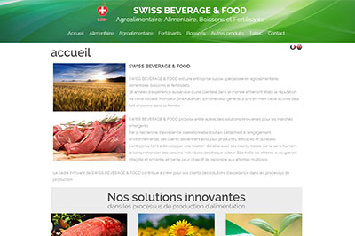 sites d'agro-alimentaire