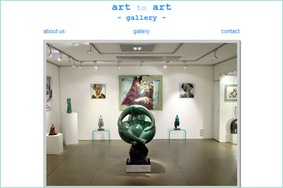 sites galeries d'art et photos