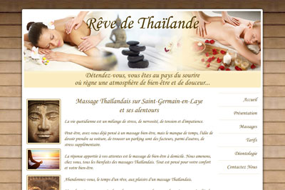 site massages thaïs Saint Germain en Laye